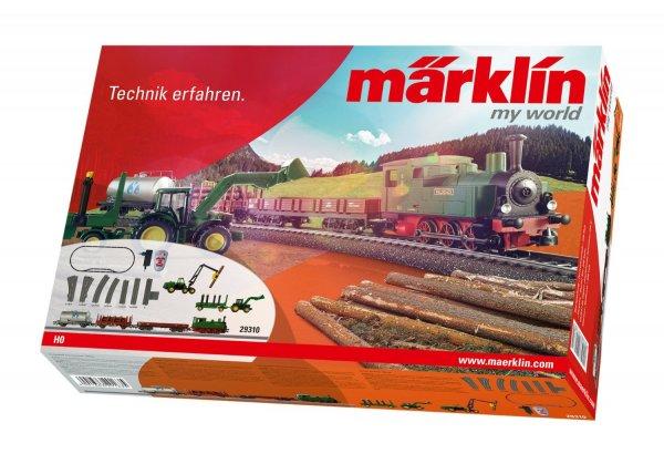 """Märklin Startpackung """"Forstwirtschaft"""" 29310 @amazon.de"""
