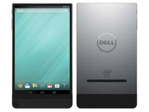 "[Cyberport] DELL Venue 8 7840 Tablet WiFi 16 GB, 2 GB RAM, Android 5.1, 8.4"" 2560x1600 schwarz für 239€"