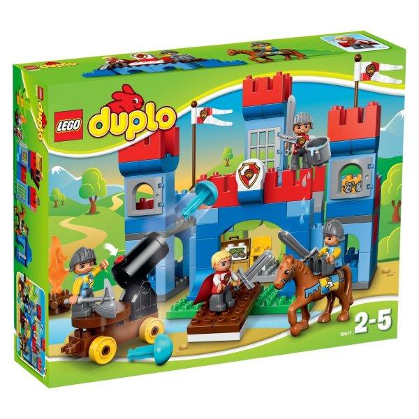 [Toysrus] LEGO DUPLO Ritter - 10577 Große Schlossburg