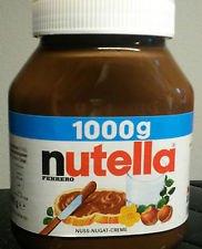 [Freebate Freitag] Nutella 700g oder 1000g bei Netto MD