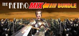 [Steam] Retro Mix Bundle (bis zu 12 Spiele) ab 0,90€ @ indiegala
