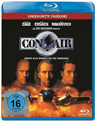 (Amazon Prime) Con Air (ungeschnittene Fassung) [Blu-ray] für 7,99 EUR