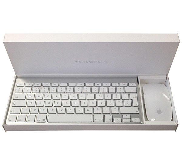 [eBay] Apple Magic Mouse + Wireless Keyboard Bundle für 69€