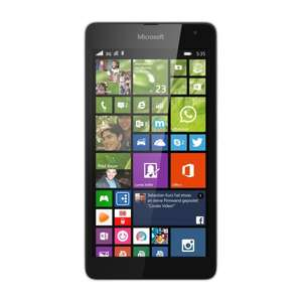 Microsoft Lumia 535 Smartphone (5 Zoll (12,7 cm) Touch-Display, 8 GB Speicher, Windows 8.1) weiß @ Amazon.co.uk