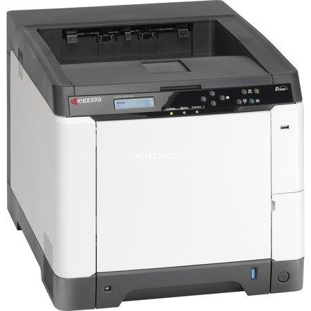[zackzack]  Kyocera ECOSYS P6021cdn Farblaserdrucker 142,85€  - 20€ cashback von Kyocera 122,85€