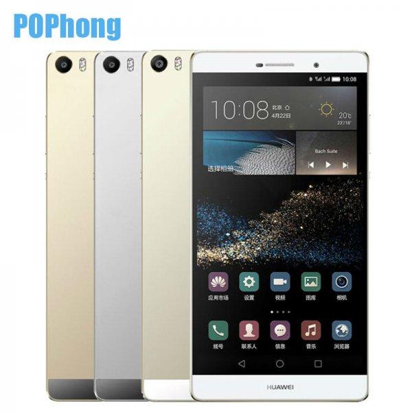 Huawei P8 Max weiß (6,8 Zoll Display, 32GB intern, 3GB RAM) Import für 349,85€