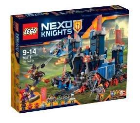 [Interspar.at] Lego Nexo Knights Fortrex die rollende Festung (70317) für 73,82€ inkl VSK statt 87,83€