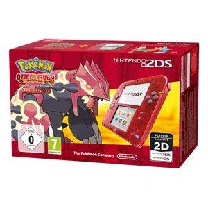 Nintendo 2DS Inklusive Pokemon Omega Rubin bei Real für 99,94