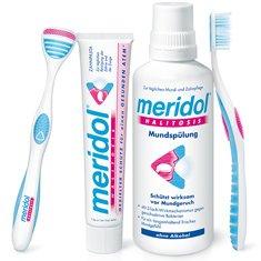 3 verschiedene Meridol Produkte testen / GzG (Aktionspackungen)