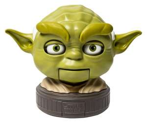 [Amazon Prime] Spin Master 6025108 - Star Wars - Interactive Bust, Yoda Yedi Talker