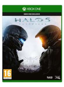 Halo 5 + Halo: The Master Chief Collection(Xbox One) für je 29,19 € oder zusammen für 54,80 €  @amazon.co.uk