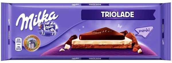 (Müller)Milka 300g Tafelschokolade für 1,61€