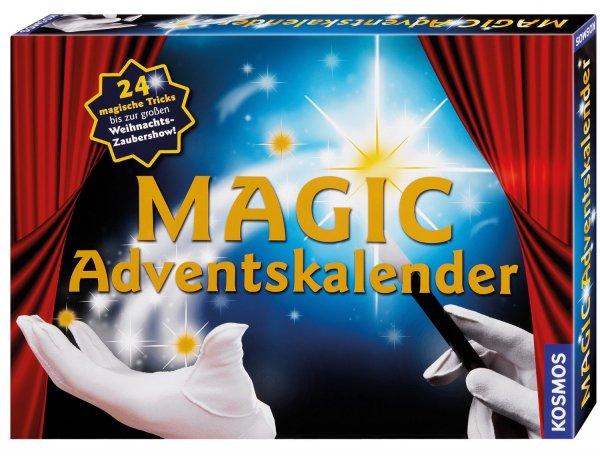 [Amazon] Kosmos 698751 Magic Adventskalender 2015 (mit Prime oder Buchtrick)