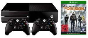 [Lokal 84347] Xbox One 500GB + 2. Controller + The Division