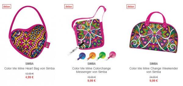 [Galeria-Kaufhof.de] Simba Color Me Taschen