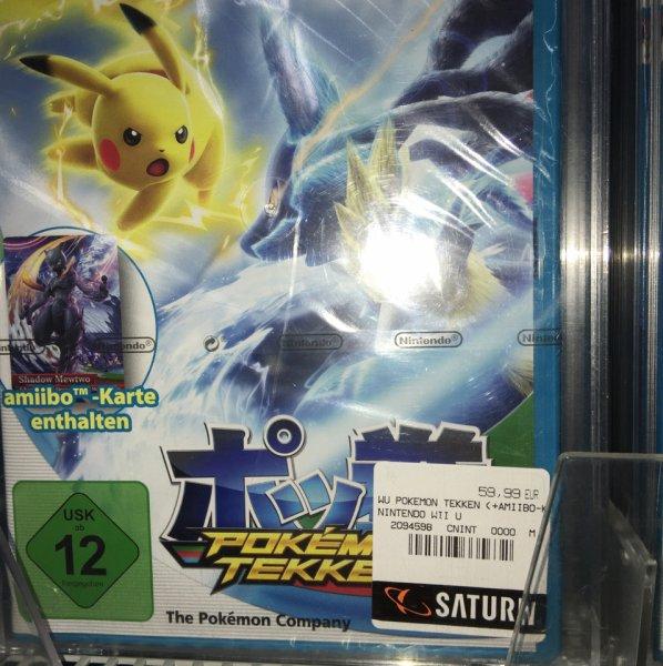 Pokémon tekken für Wii u sofort verfügbar in Hamburg 54,99€