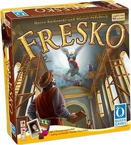 Queen Games 60591 - Fresko für 20€ @Amazon