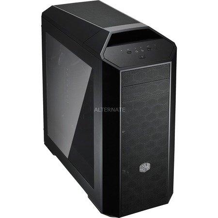 "ATX-Gehäuse ""Master Case Pro 5"" Window-Kit (dunkelgrau)  94,85 inkl. Versand"
