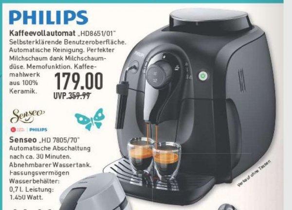 [Marktkauf Rhein-Ruhr ab 17.03.] Philips HD8651/01 Kaffeevollautomat mit Milchaufschäumer für 179€ (Idealo ab 269)