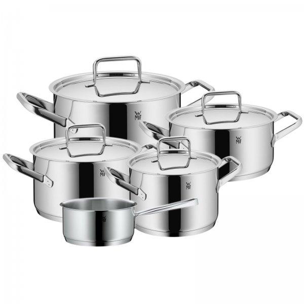 [ebay] WMF Trend Plus Topf-Set 5tlg. Edelstahl Kochgeschirr-Set Kochtopfset 149€
