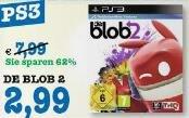 [LOKAL Scheck-In Karlsruhe, Karlsruhe-Durlach, Baden-Baden, Achern] günstige Games z.B. de Blob 2 PS3 für 2,99 €
