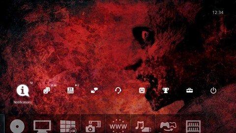 Resident Evil 20th Anniversary - PS4 Theme