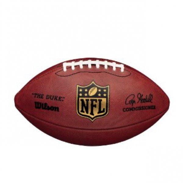 [Amazon Prime] NFL Wilson Football The Duke