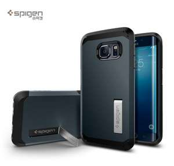 [aliexpress.com] Spigen ® Schutzhülle Samsung Galaxy S6 Edge TOUGH ARMOR für 2,80€