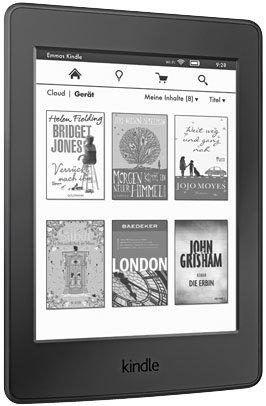 [Kaufland] Kindle Paperwhite (2015) 300 ppi vom 21.03. bis 26.03.2016 bundesweit für 79,90 Euro