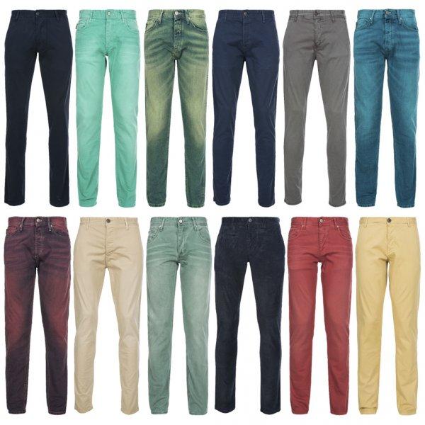 [ebay WOW] JACK & JONES Herren Jeans - Chino, Cord etc. in verschiedenen Modellen für 17,99 € inkl. Versand!