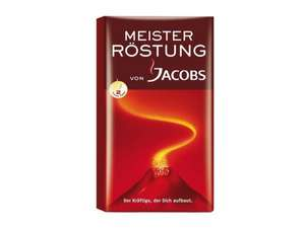 [3% Qipu] JACOBS Meisterröstung Gemahlener Röstkaffee / 500 g für 3,33€ zzgl. 4,95€ Versand @Lidl Online
