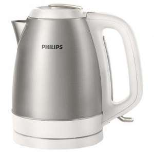 [Redcoon] Philips HD9305/00 Daily Collection (Wasserkocher, 1.5L, Edelstahl/Weiß) für 25 Euro inkl. Versand
