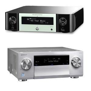 Marantz Melody Stream M-CR511 für 299€ (Idealo ab 352€), Pioneer SC-LX59 für 1199€ (Idealo ab 1499€)