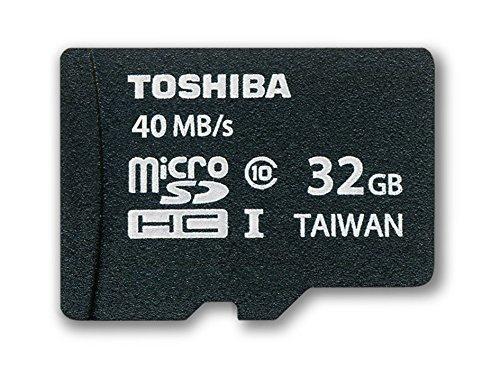 [Mediamarkt + Amazon] Toshiba microSDHC 32GB Class 10 / U1 für 7€