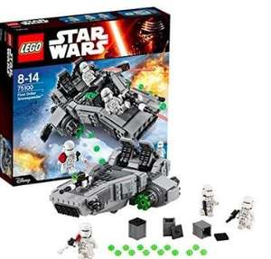 [Amazon] Blitzangebot Lego Star Wars 75100 First Order Snowspeeder für 31,29€