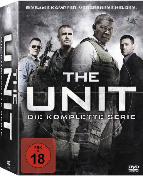 The Unit - Eine Frage der Ehre Komplettbox (18 DVDs) für 29,97€ bei Amazon.de