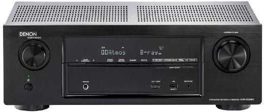 *** UPDATE 2 **** [amazon.de Blitzangebot am 25.3.] Denon AVR X1200W 7.2 Receiver mit Dolby Atmos + DTS:X