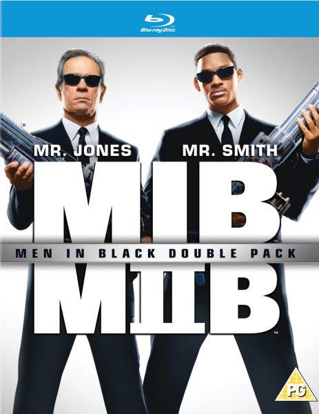 [Zavvi] Men in Black 1 und 2 Blu-ray für 6,07 inkl. Versand