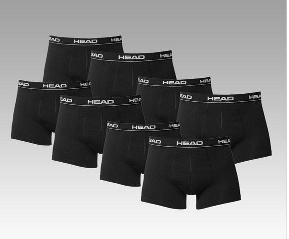 (Allstar/online) HEAD Basic Boxershort 8er-Pack in allen Größen und fünf Farben für 23,95 € inkl. Versand