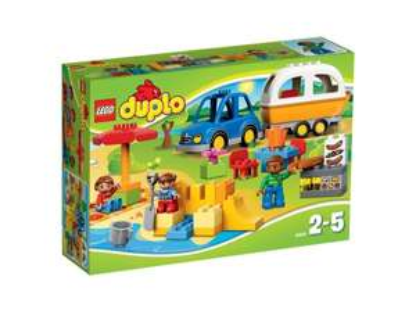 Lego™ - Duplo: Camping-Abenteuer (10602) für €17,99 [@Real.de]