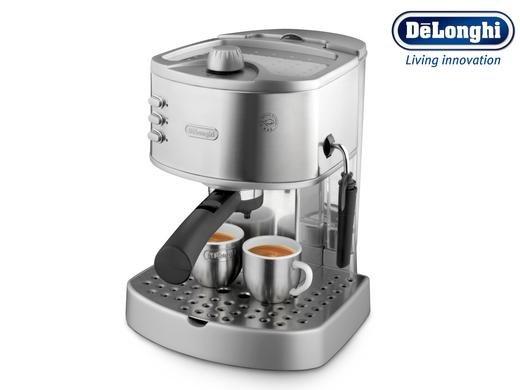 Espressomaschine von DeLonghi EC 330.S für 95,90€ inkl.Versand (bei IBOOD) statt 130,85€