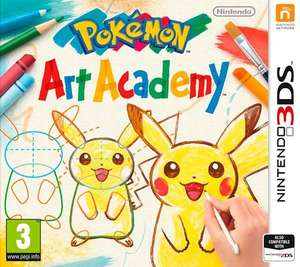 [3DS]  Pokemon Art Academy für 22,50 € @ Coolshop