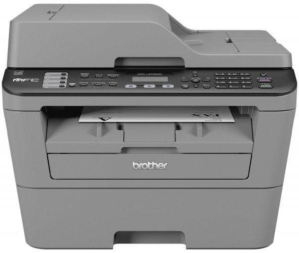 Brother MFC-L2700DN Laser-Multifunktionsdrucker 111€ bei Amazon