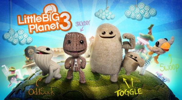 (PSN PS3+PS4+PS Vita) Gratis LittleBigPlanet 3™ Frühlingsschöpfer-Set Add-On