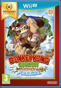 Donkey Kong Country: Tropical Freeze (Wii U) für 22,95€ bei Coolshop