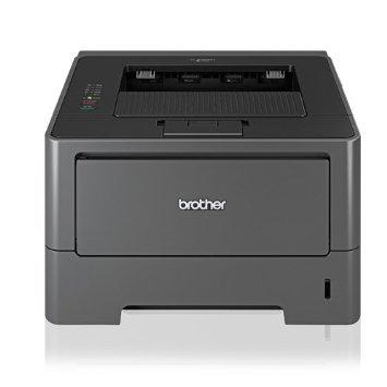 Brother HL-5450DN Laserdrucker s/w (A4, Drucker, Duplex, Netzwerk, iPrint, Tonersparmodus, Energiesparmodus, USB) schwarz inkl. Vsk für 129.83 € > [amazon.es] > Blitzangebot