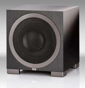 ELAC Debut S10 Subwoofer für 229€ (Idealo 329€), Debut S10 EQ für 419€ (Idealo 599€), Debut S12 EQ - 559€ (799€)
