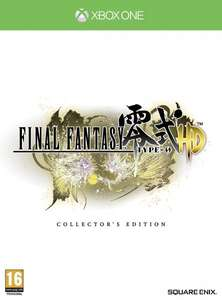 Final Fantasy Type-0 HD - Collector's Edition (Xbox One) für 33,76€ bei Amazon.co.uk