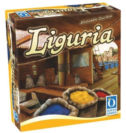 [Amazon Prime] Brettspiel Liguria für 12,56€ statt 30,99€