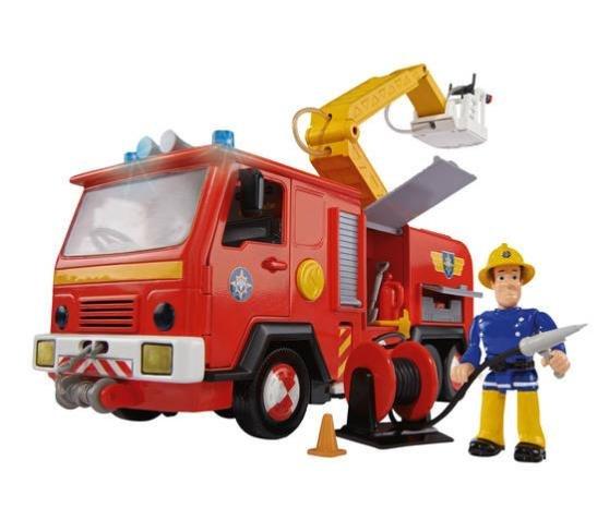 [Galeria Kaufhof] Großer Spielzeug Sale - z.B. Feuerwehrmann Sam Jupiter mit 2 Figuren für 26,44€ statt 35,71€